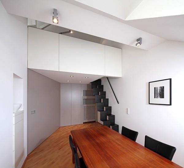 privatwohnung d sseldorf oberkassel raumkontor. Black Bedroom Furniture Sets. Home Design Ideas