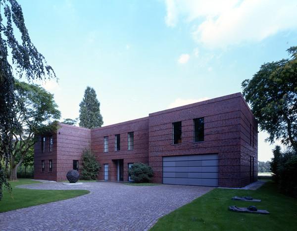 privathaus des kunstsammlers hans grothe duisburg raumkontor. Black Bedroom Furniture Sets. Home Design Ideas