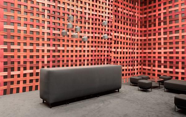messestand camira orgatec cologne 2018 raumkontor. Black Bedroom Furniture Sets. Home Design Ideas